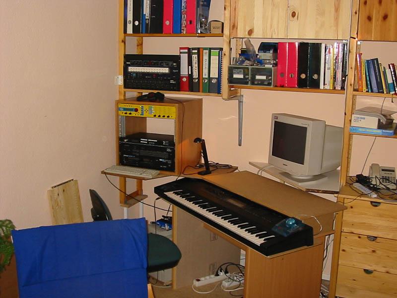forum tipps f r grossen keyboardst nder. Black Bedroom Furniture Sets. Home Design Ideas